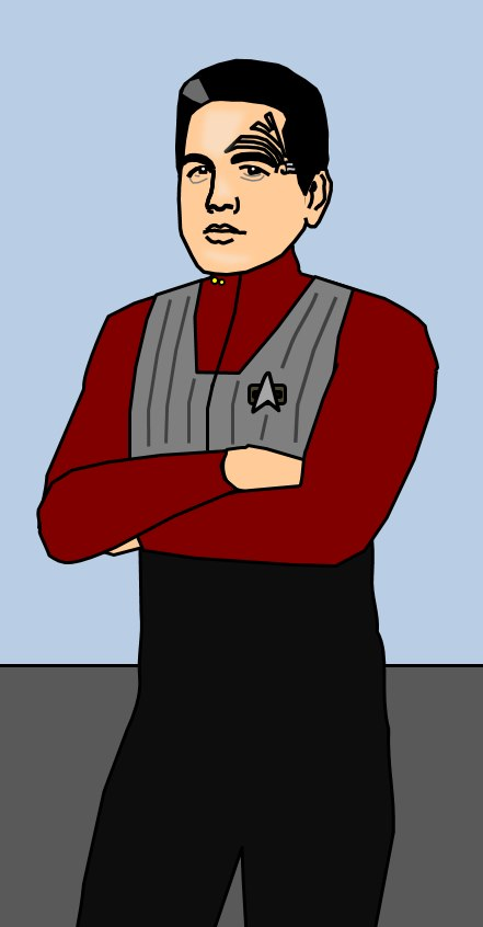 Captain Chakotay