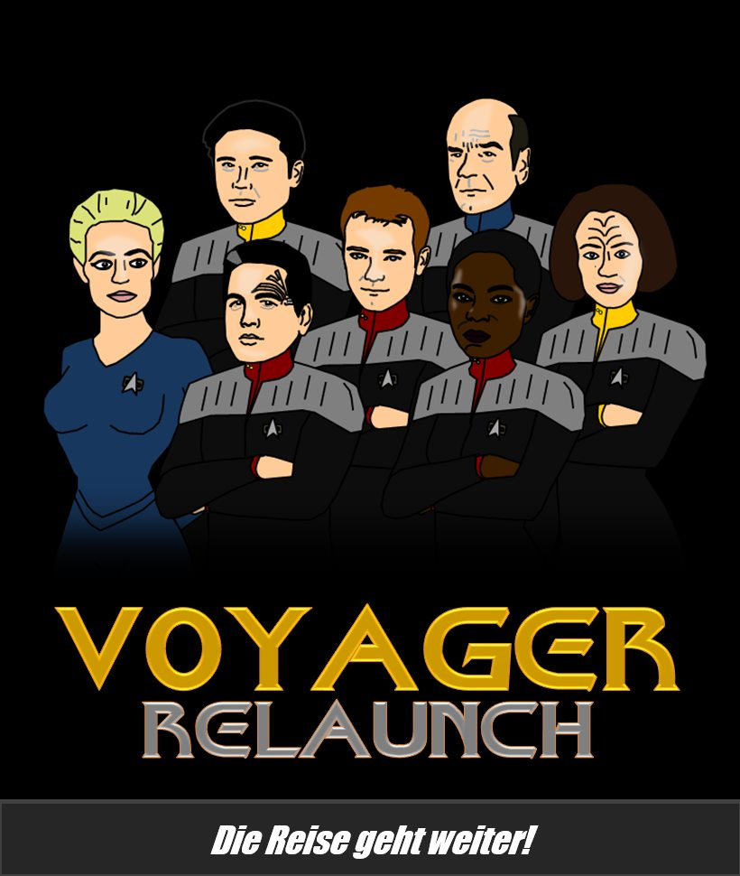 Star Trek Voyager To Lose the Earth